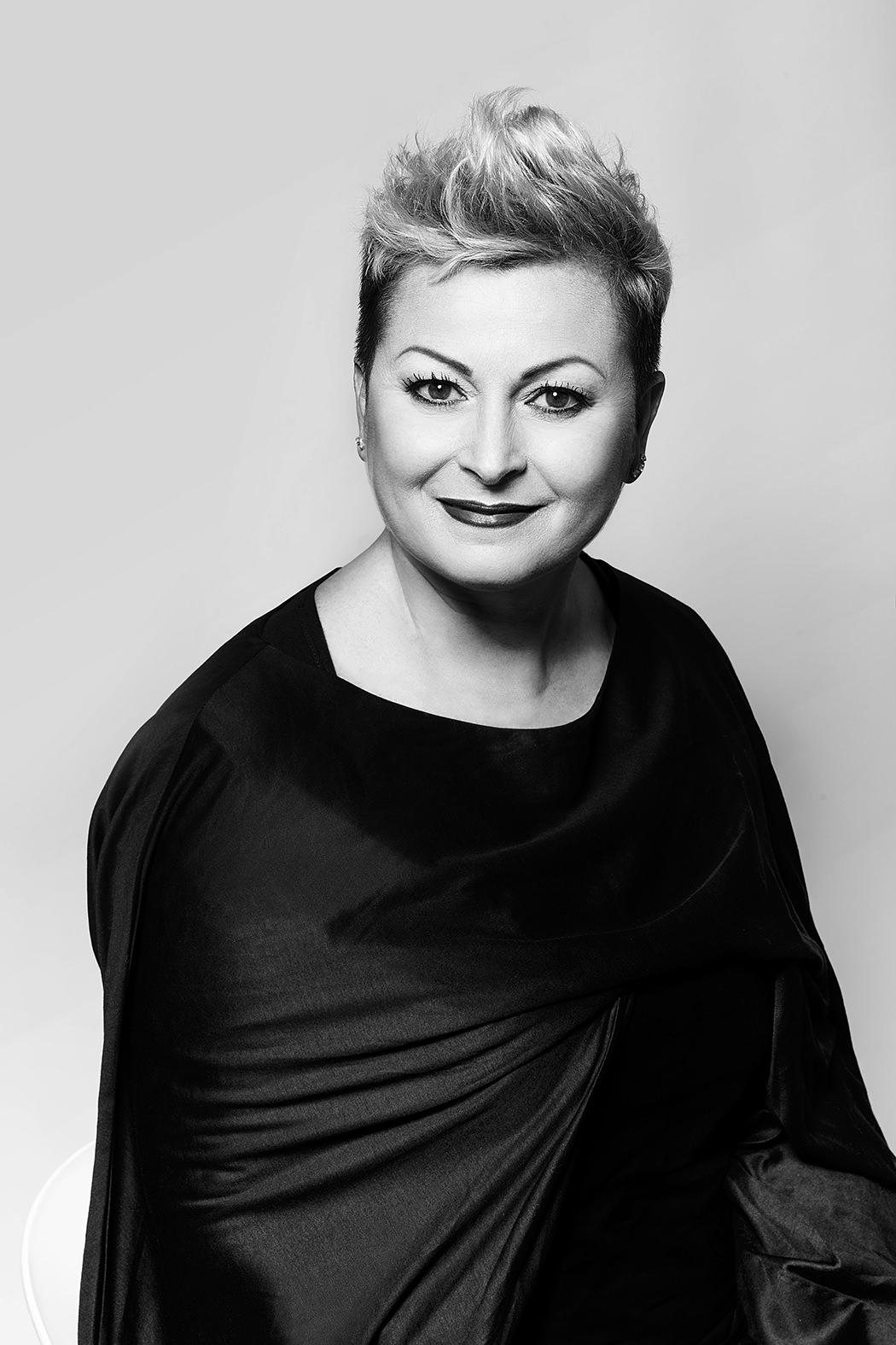 Ritratto Cinzia Palmisano Hair Stylist Wella