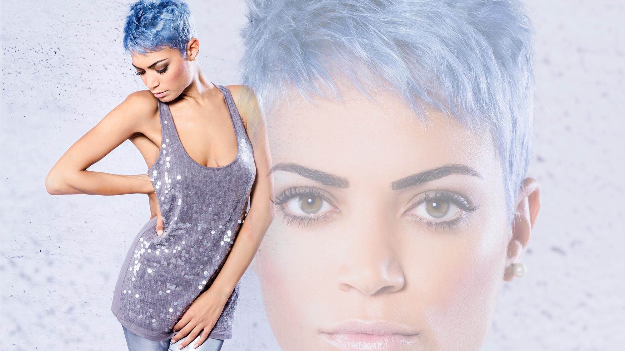 Elodie Di Patrizi modella per Arte e Bellezza di Cinzia Palmisano