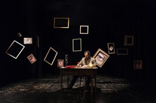 Gaetano Colella, scenografia cornici