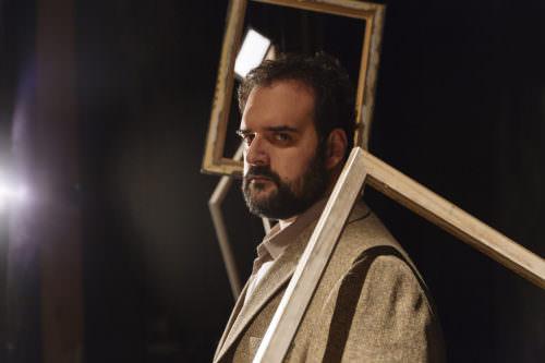 Gaetano Colella, ritratto creativo con cornici